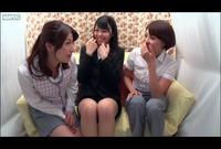 【素人】同じ会社の女の子同士が初レズ体験!【ナンパ】Vol.01
