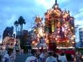 黒崎祇園山笠です♪